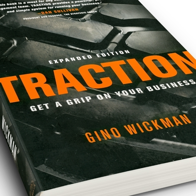 Traction, Get a Grip on Your Business by Gino Wickman