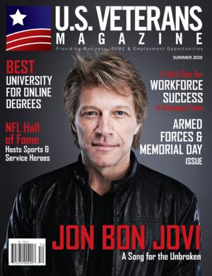 U.S. Veteran's Magazine