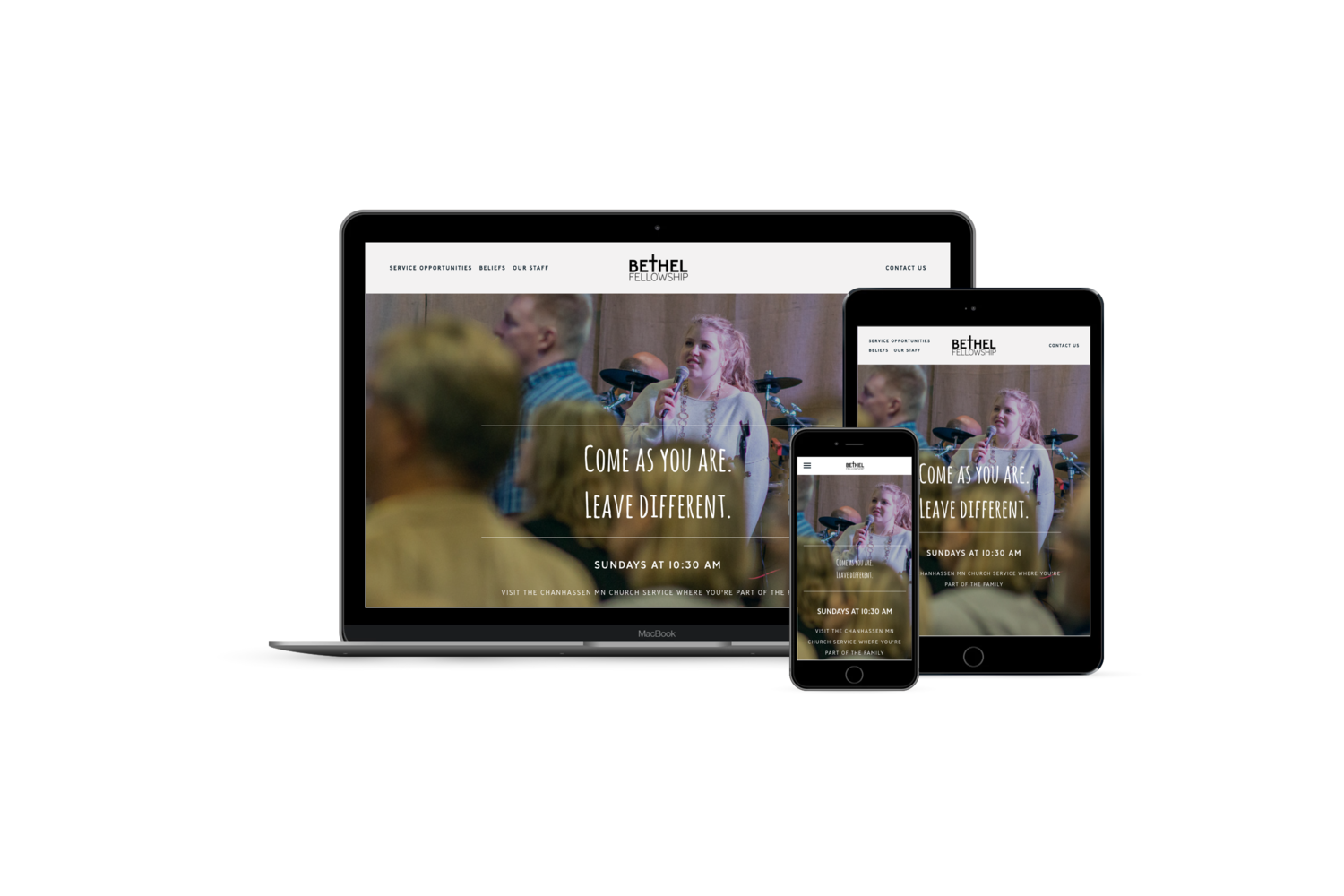 Before & After - Check out how we helped their website become more friendly