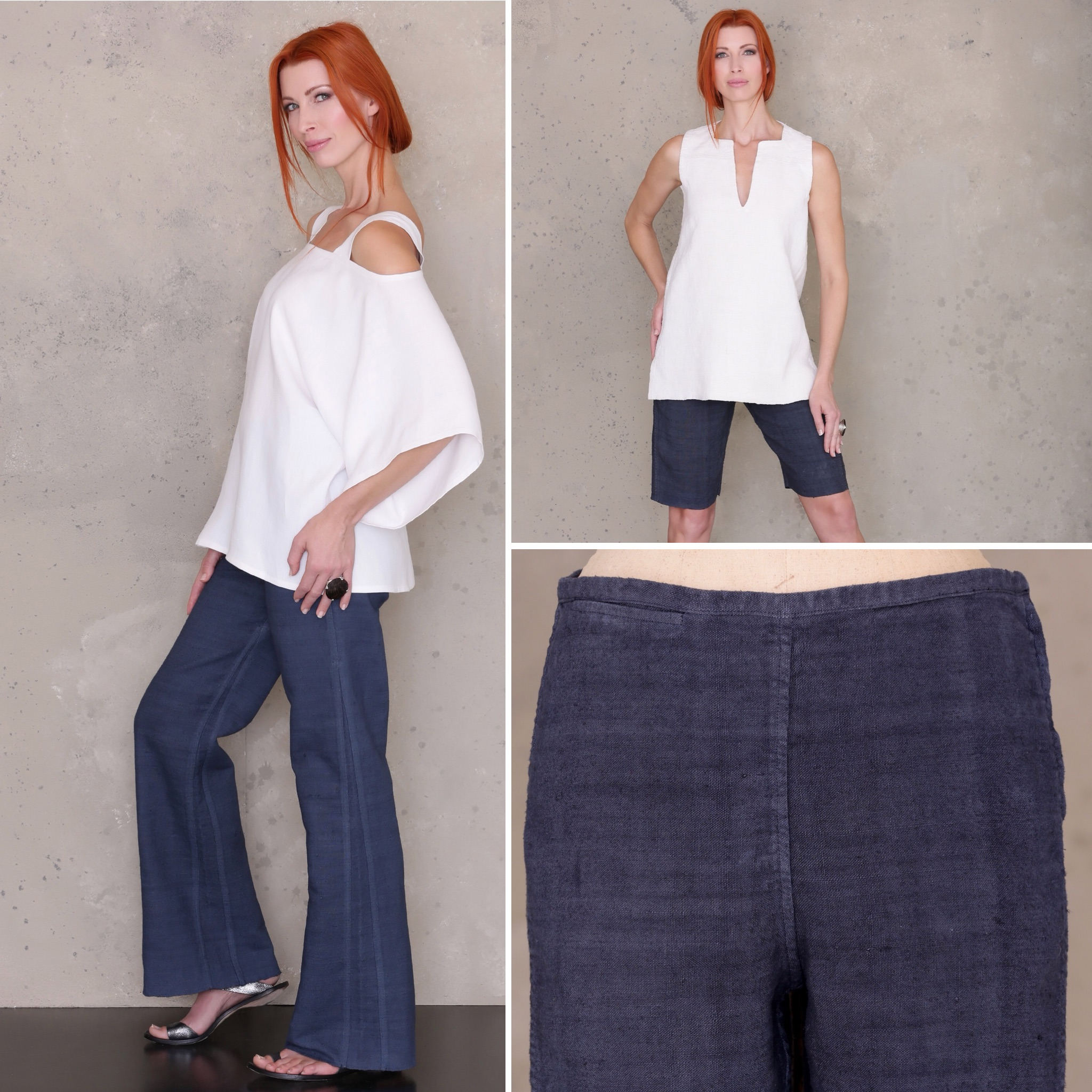 Ann Normandy Design Pants and Shorts Sewing Patterns are coming soon.  Subscribe to our newsletter for release!