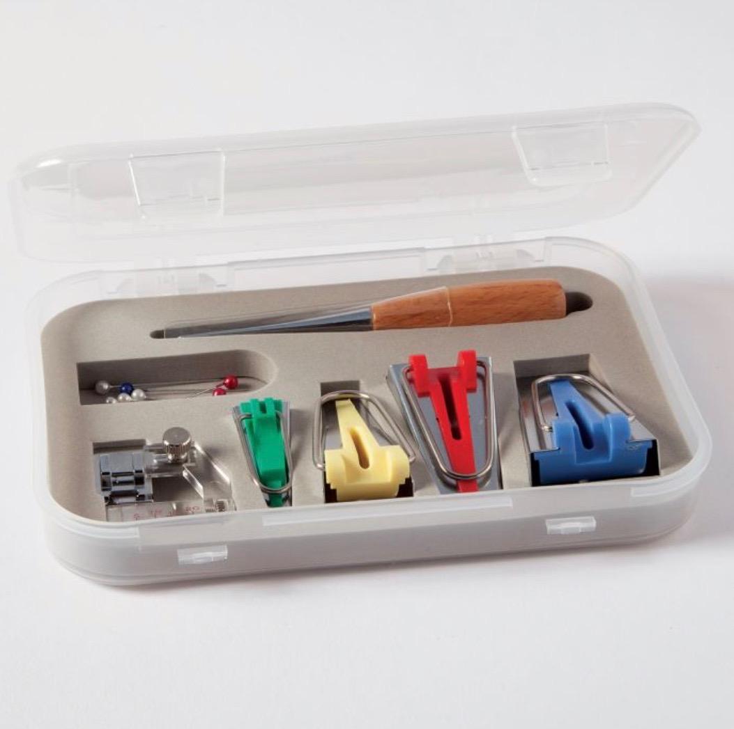 5. Bias Tape Maker Set