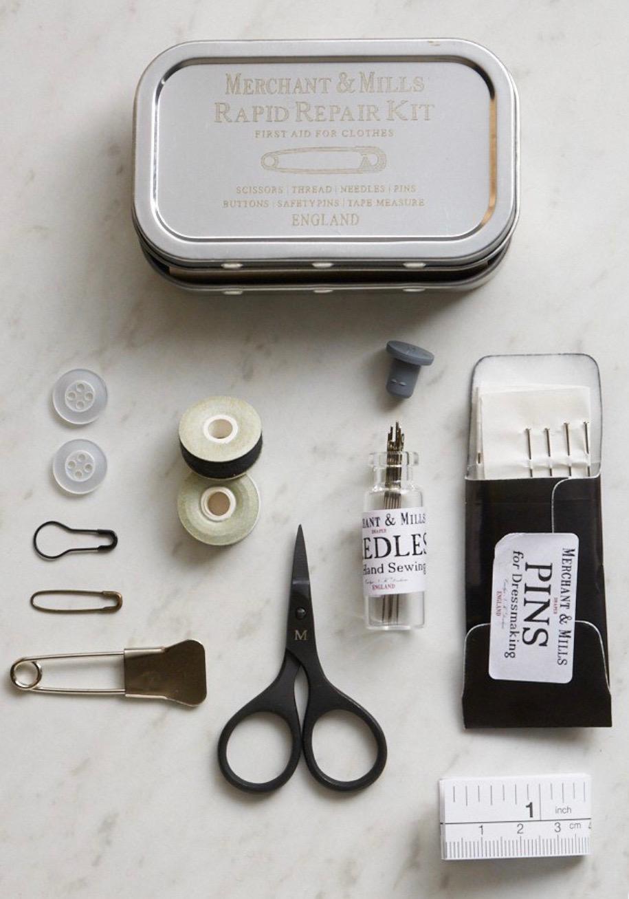 6. Merchant and Mills Rapid Repair Kit