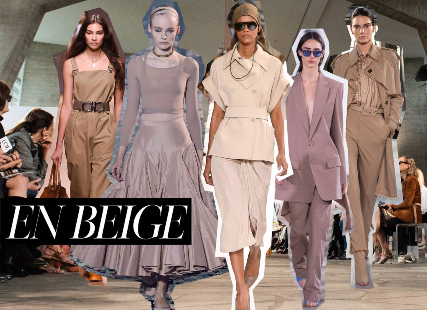 Vogue's top runway color trends for Spring 2019