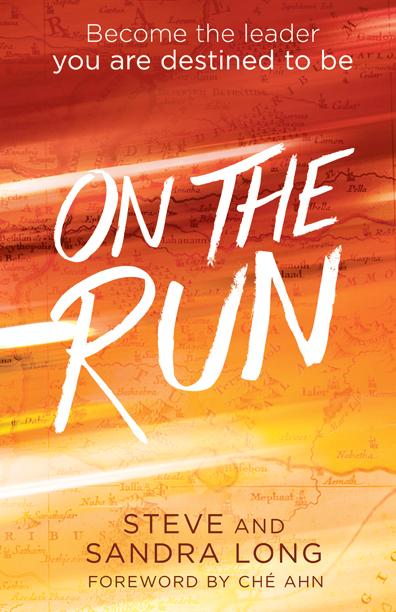 On the run  by  Steve & Sandra Long