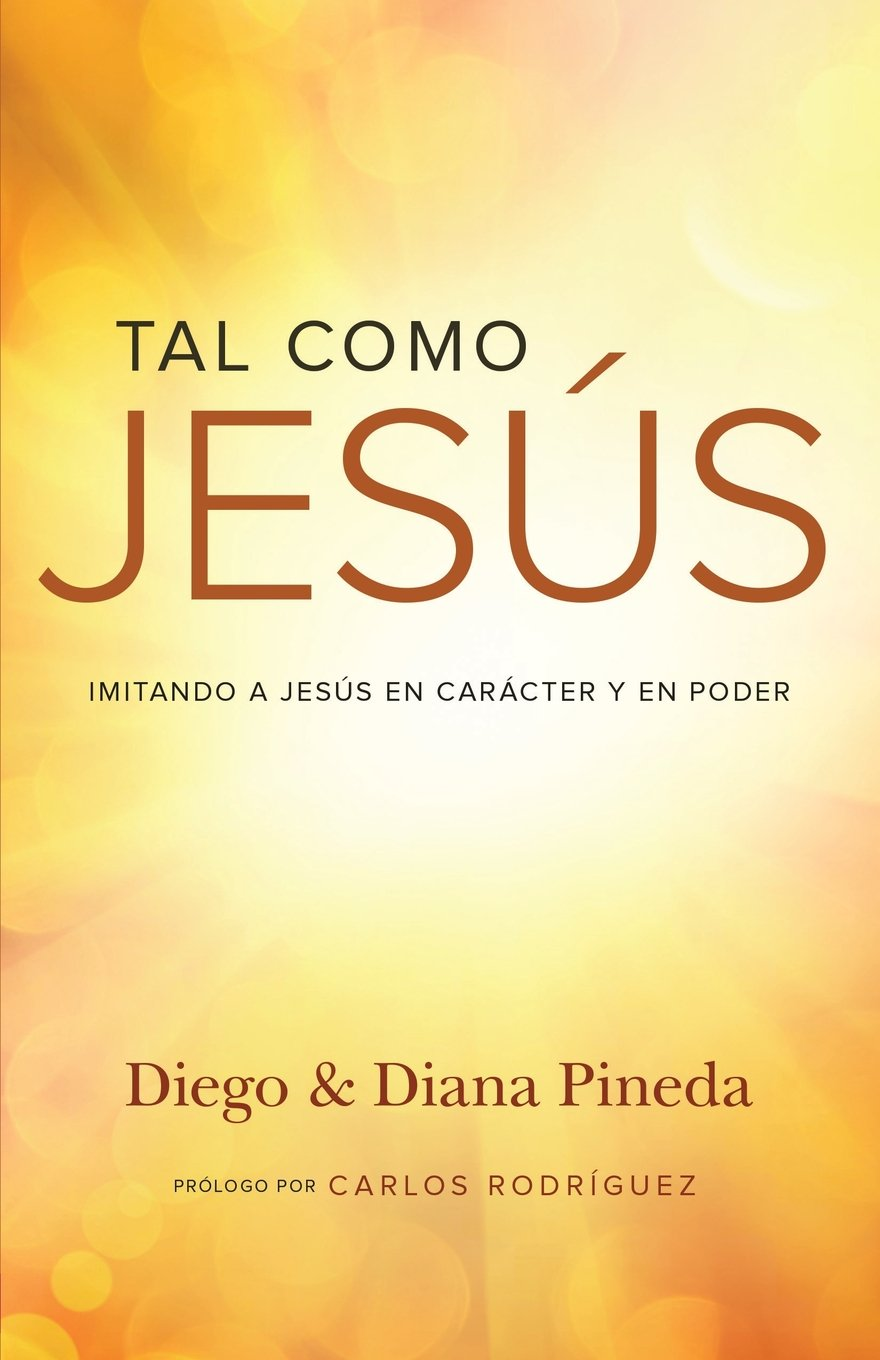 <strong>Tal Como Jesús</strong><br/>Diego & Diana Pineda