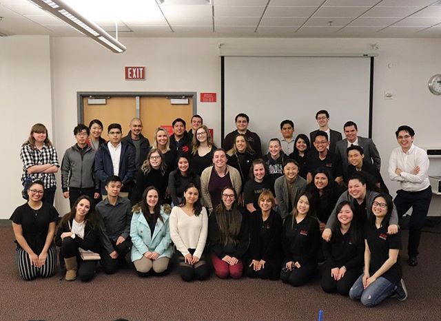Thank you to everyone that attended BAP 101 this last Saturday! We look forward to having you as a part of our chapter! ⭐️ As a reminder, don't forget to submit your favorite #BAPWeek photos by the end of the week. Keep an eye out for Friday's post, where winners will be announced! Thank you for everyone that had already submitted a photo. Good luck!!