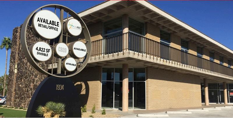 CB20 midcentury retail/office, Wetta Ventures