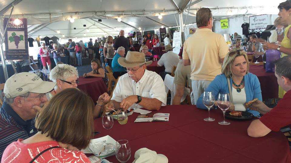 Sedona Winefest 2016  Photo Credit: Taste of Sedona