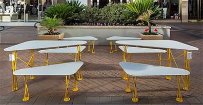 """Biltmore,"" Biltmore, furniture design & fabrication, SlabHaus"