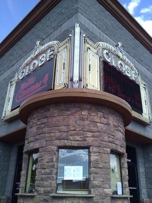 Hollis Cinemas in Globe, Arizona.