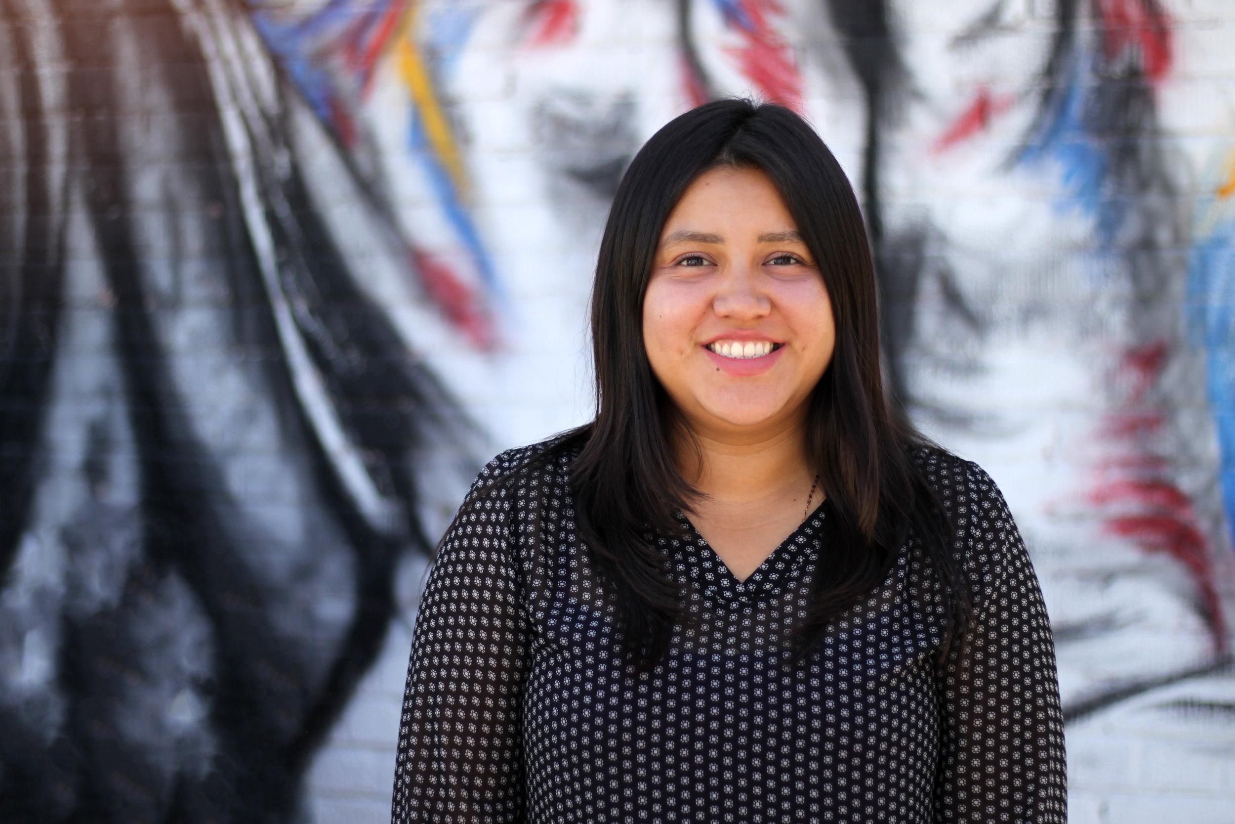 Mayra Y. Vargas -                   Coordinadora de Pequeñas Empresas