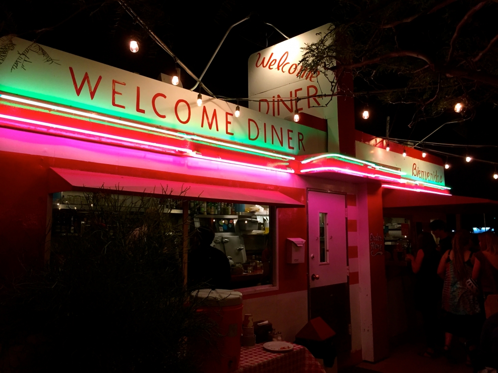 Welcome Diner - Local stop #5