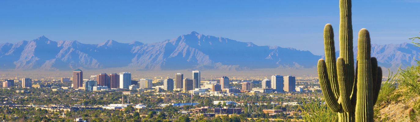 The Phoenix metro area is the  6th largest city  in the United States, and as the  11th fastest growing , that ranking will likely be rising. A desert metropolis in a mountainous basin; water scarcity, rising temperatures, and air quality are all concerns for current and future residents. However, some of our environmental impact reaches far beyond the city, and even the state's borders. As extreme weather conditions increase, it's time  reevaluate our strategy   and take action to ensure our city is livable well beyond our lives .