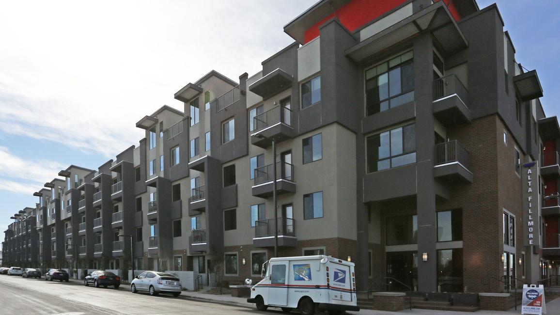Pure Fillmore Apartments in Phoenix, AZ.
