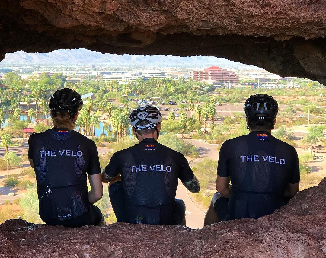 Bike fanatic? The Velo is a full-service sales and service shop with AZ pride (don't miss the coffee shop inside as well!)