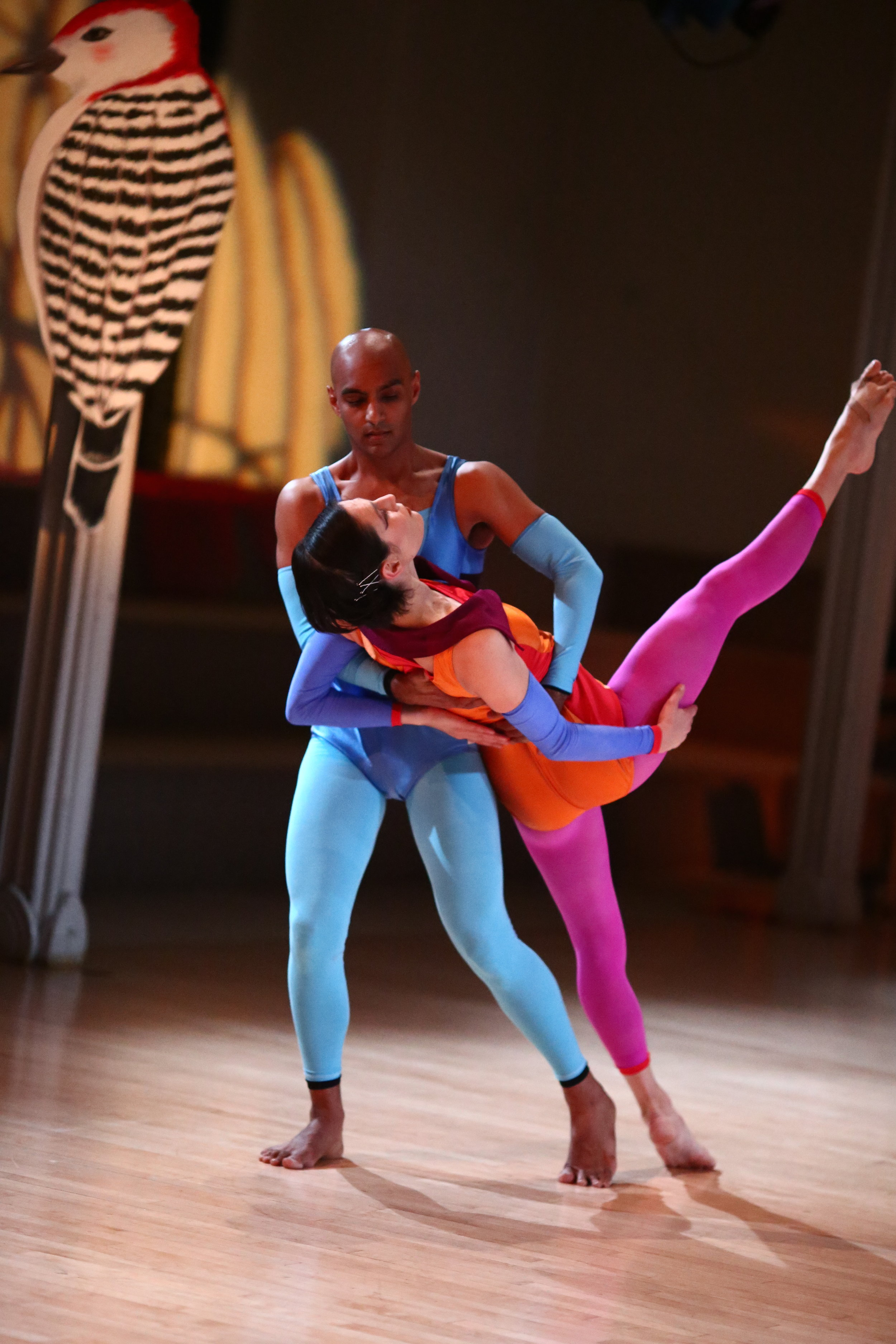 Dancers: Alexandra Berger & Paul Singh, Photo © Paula Court, 2017
