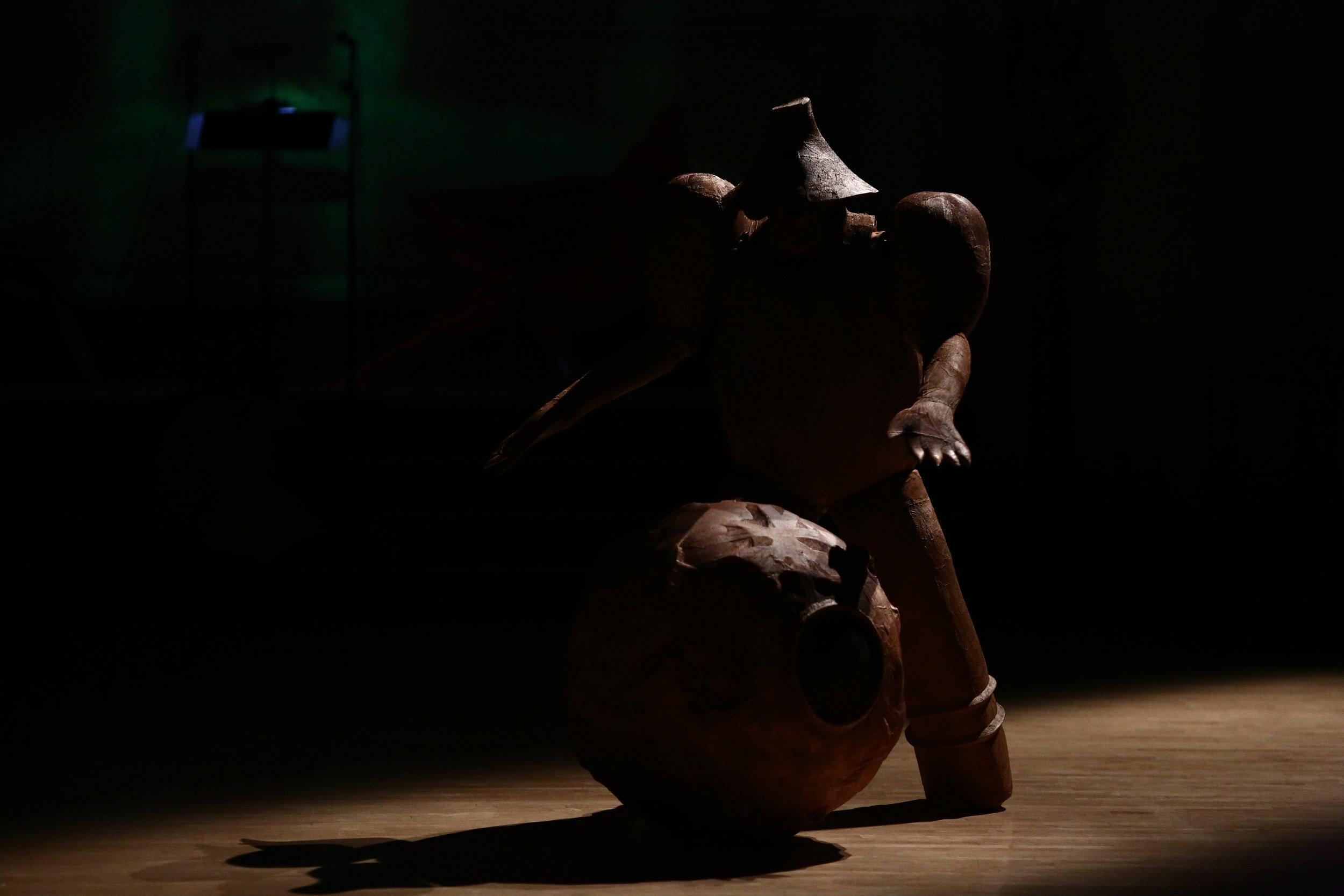 Dancer: Douglas Dunn, Photo © Paula Court, 2017
