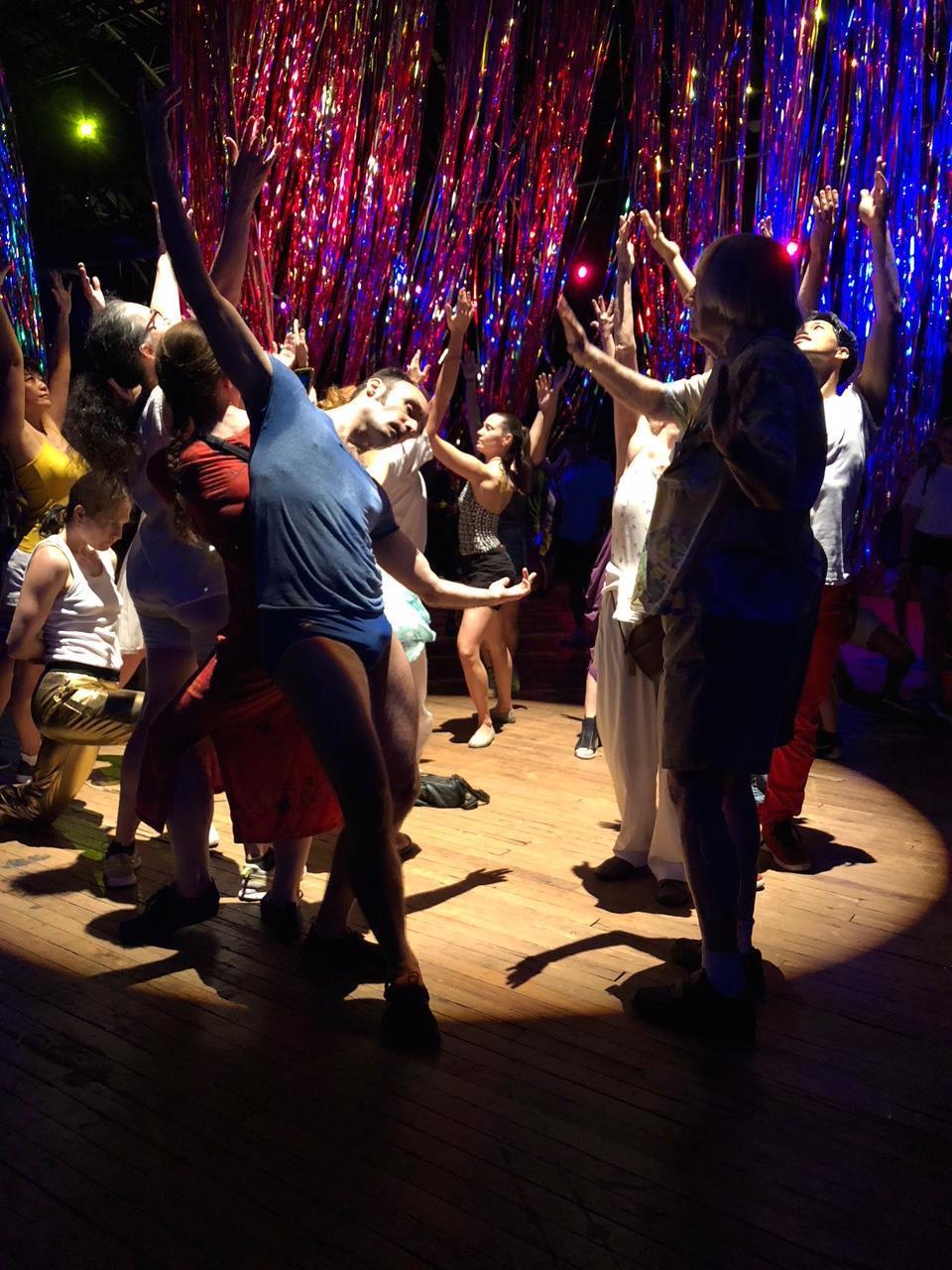 Recent Happenings — Douglas Dunn + Dancers