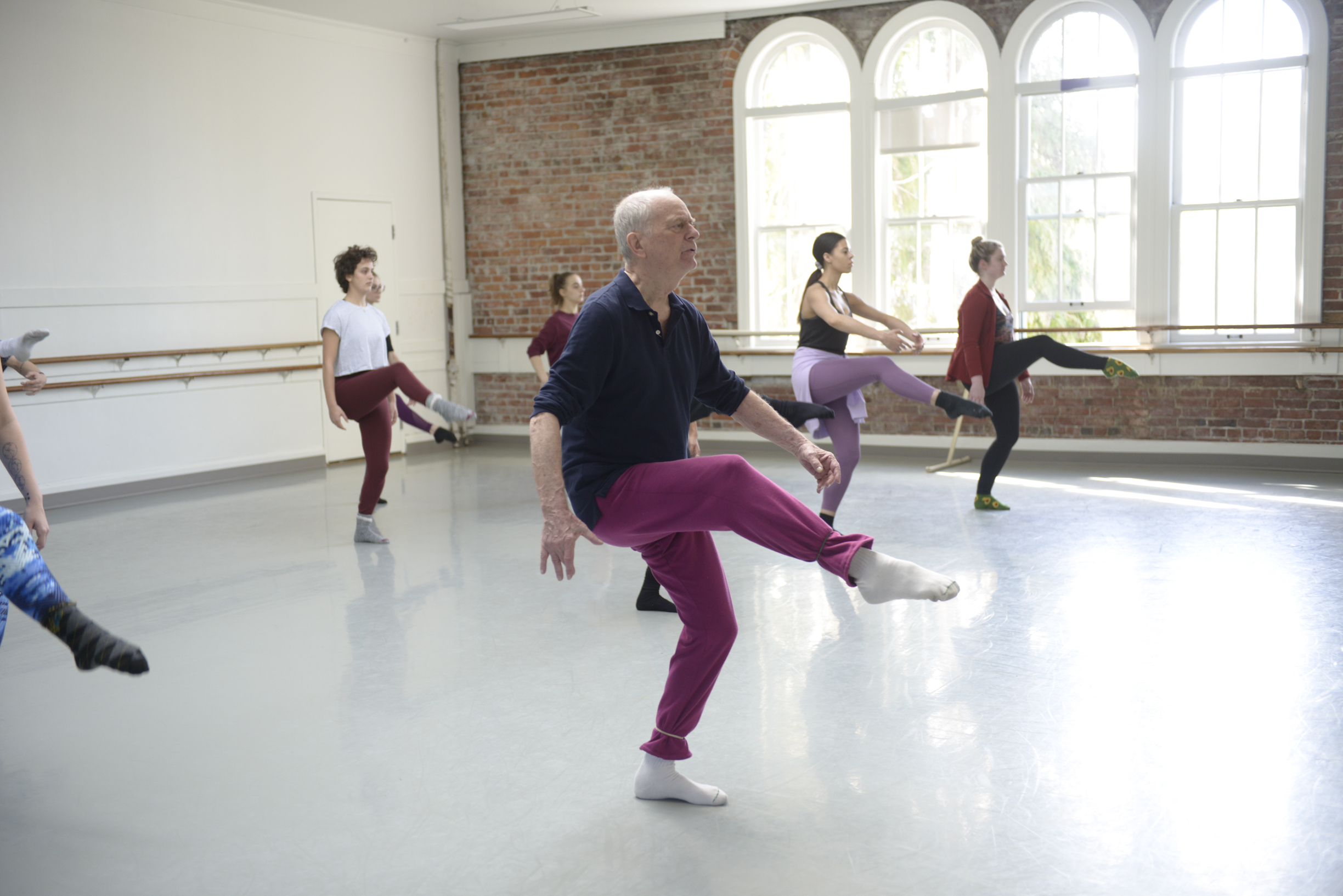 Recent Happenings — Douglas Dunn + Dancers