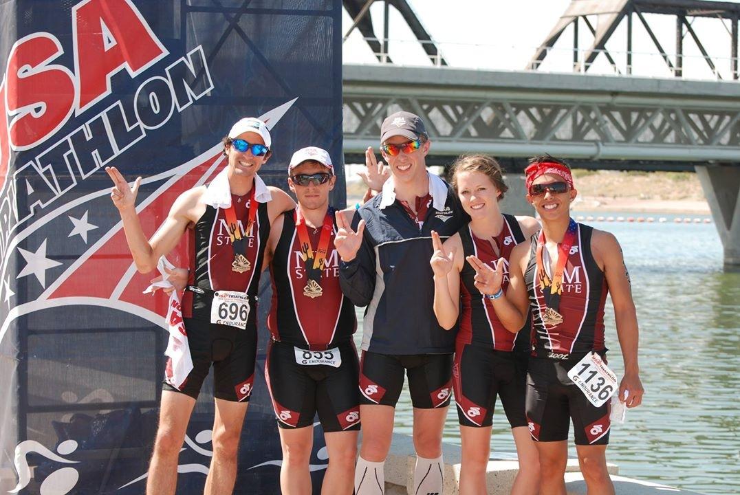 NMSU's 2014 USAT Collegiate National Championship Team Tempe, AZ
