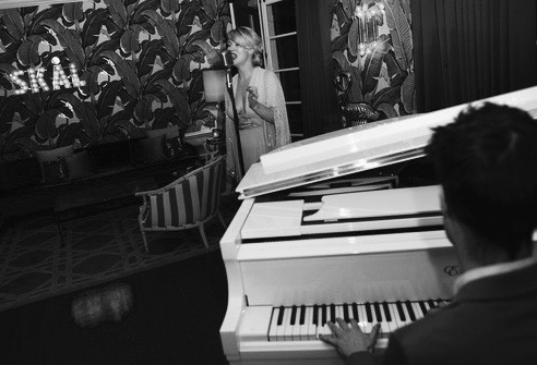 Annie Bea Oscars Party for Dana Brunetti