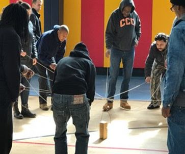 - Record breaking performances at Ramapo for Children for the Leaning Tower of Pisa exercise and the Traffic Jam challenge - critical thinking games. ITM students have shown exceptional problem-solving skills that they have gained from their life experiences.