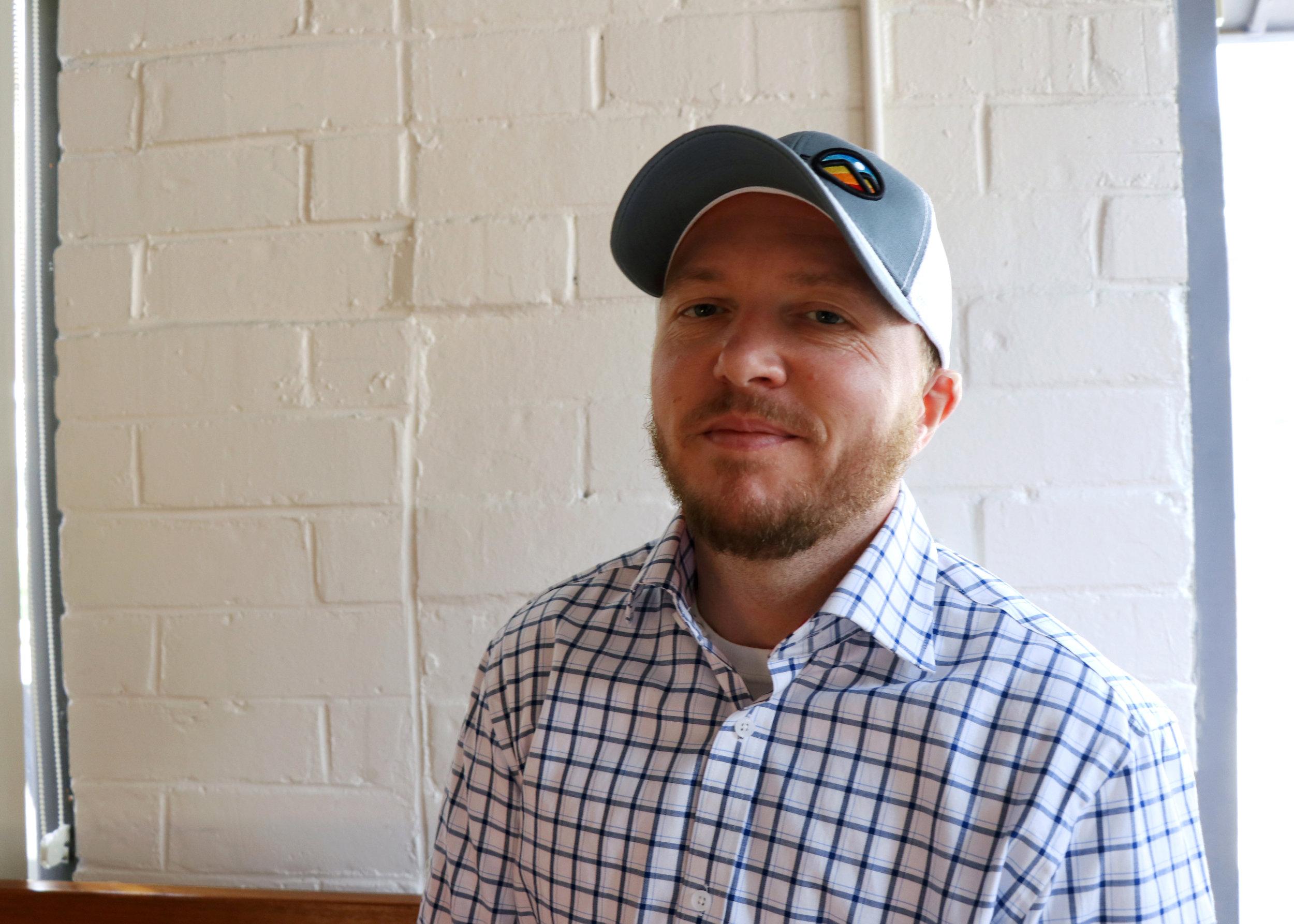 James, who lives in Atlanta.