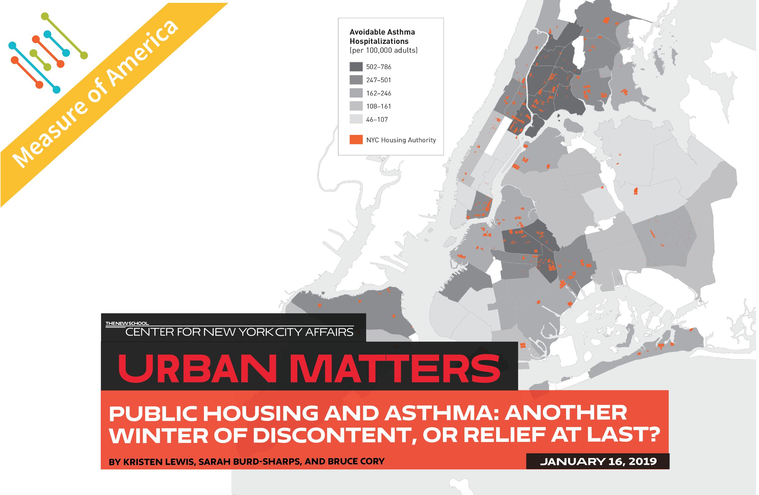Housing & Homelessness — Center for New York City Affairs