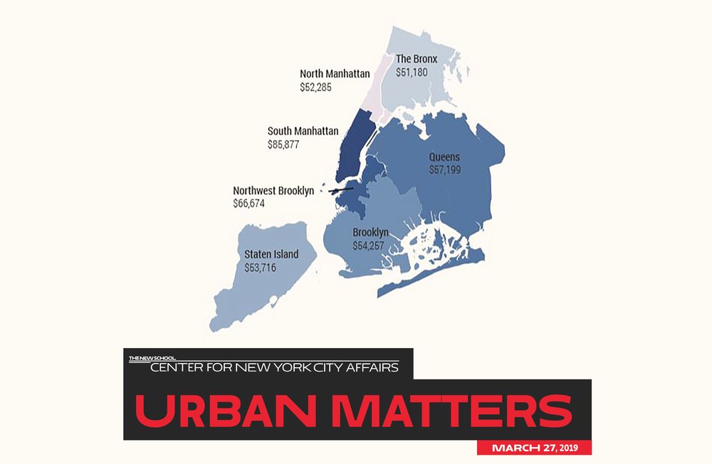 Forty Percent of NYC's Working Families Don't Make Enough to