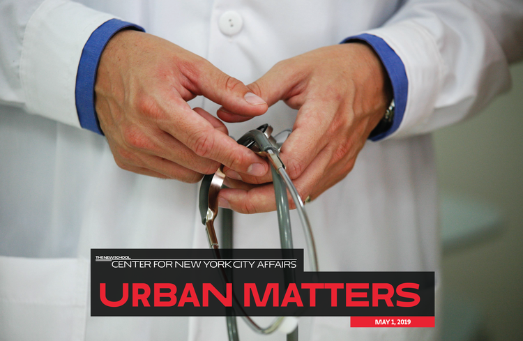 Urban Matters — Center for New York City Affairs