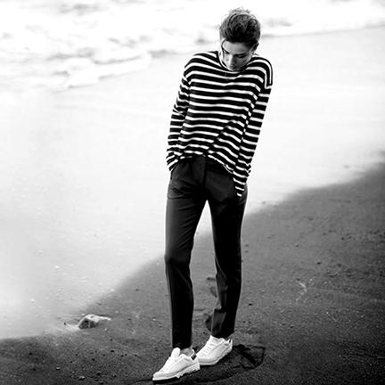 WINTER BEACH :: J.CREW