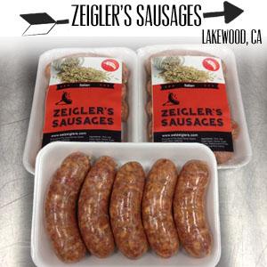 Zeigler's Sausages
