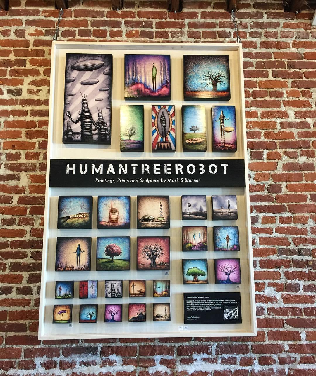 HumanTreeRobot for sale at Mindfulnest, Highland Park