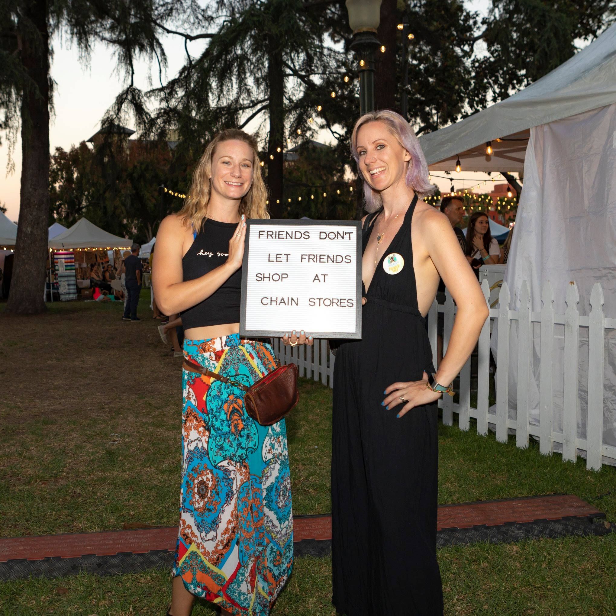Melissa Shipley and Sara Diederich, Founders of Jackalope Arts