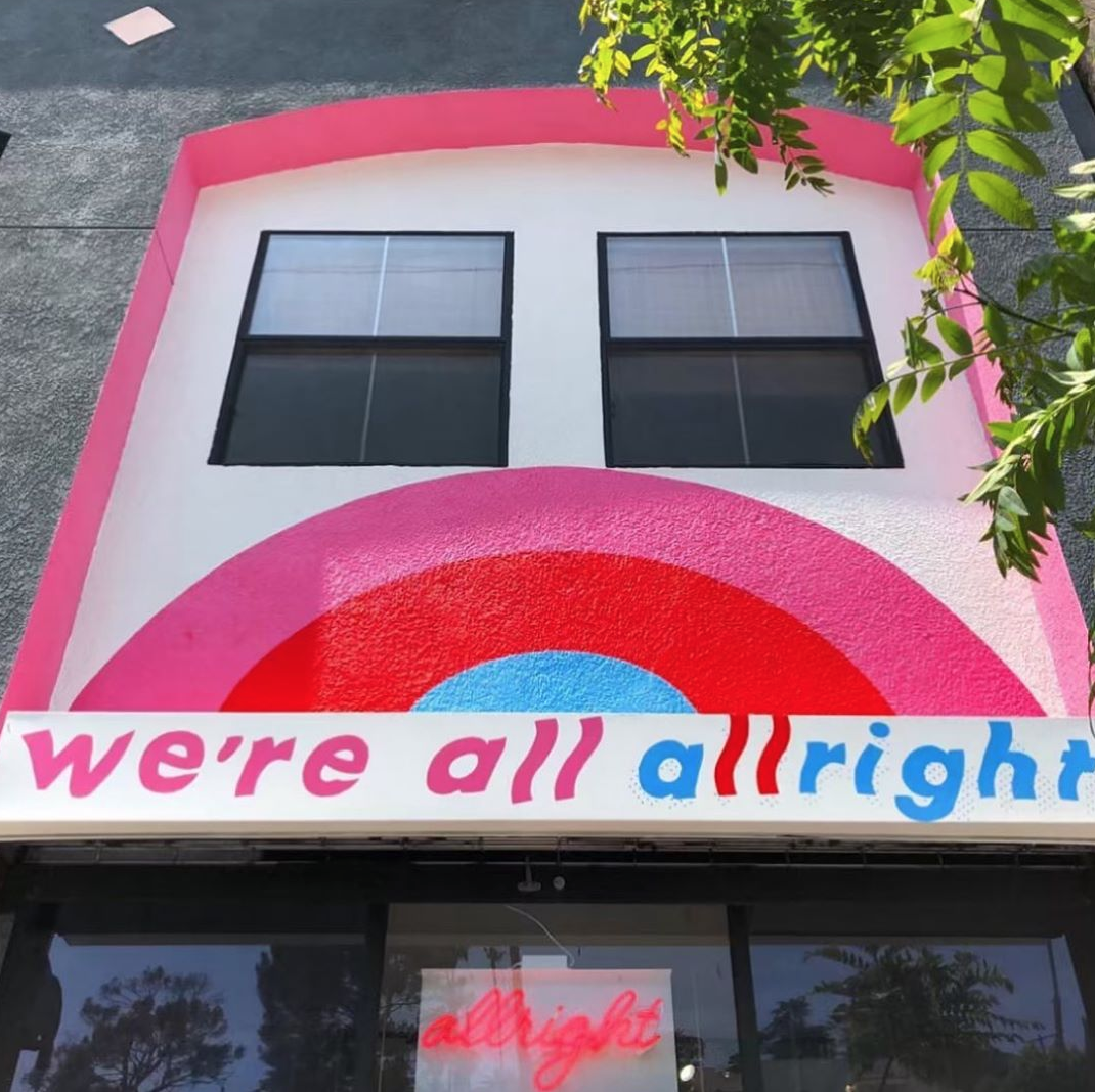 Allright Collective in Silverlake