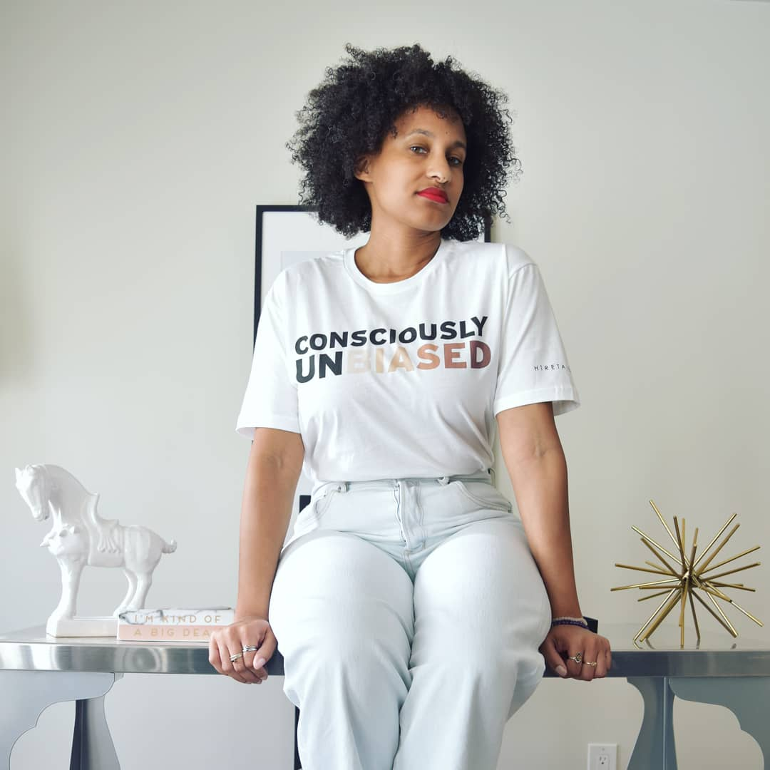 Consciously Unbiased Campaign   Dr. Akilah Cadet is proud to support the   Consciously Unbiased   movement to address diversity, equity, and inclusion in the workplace.   Learn   more about how you can do your part or purchase a   T shirt  .