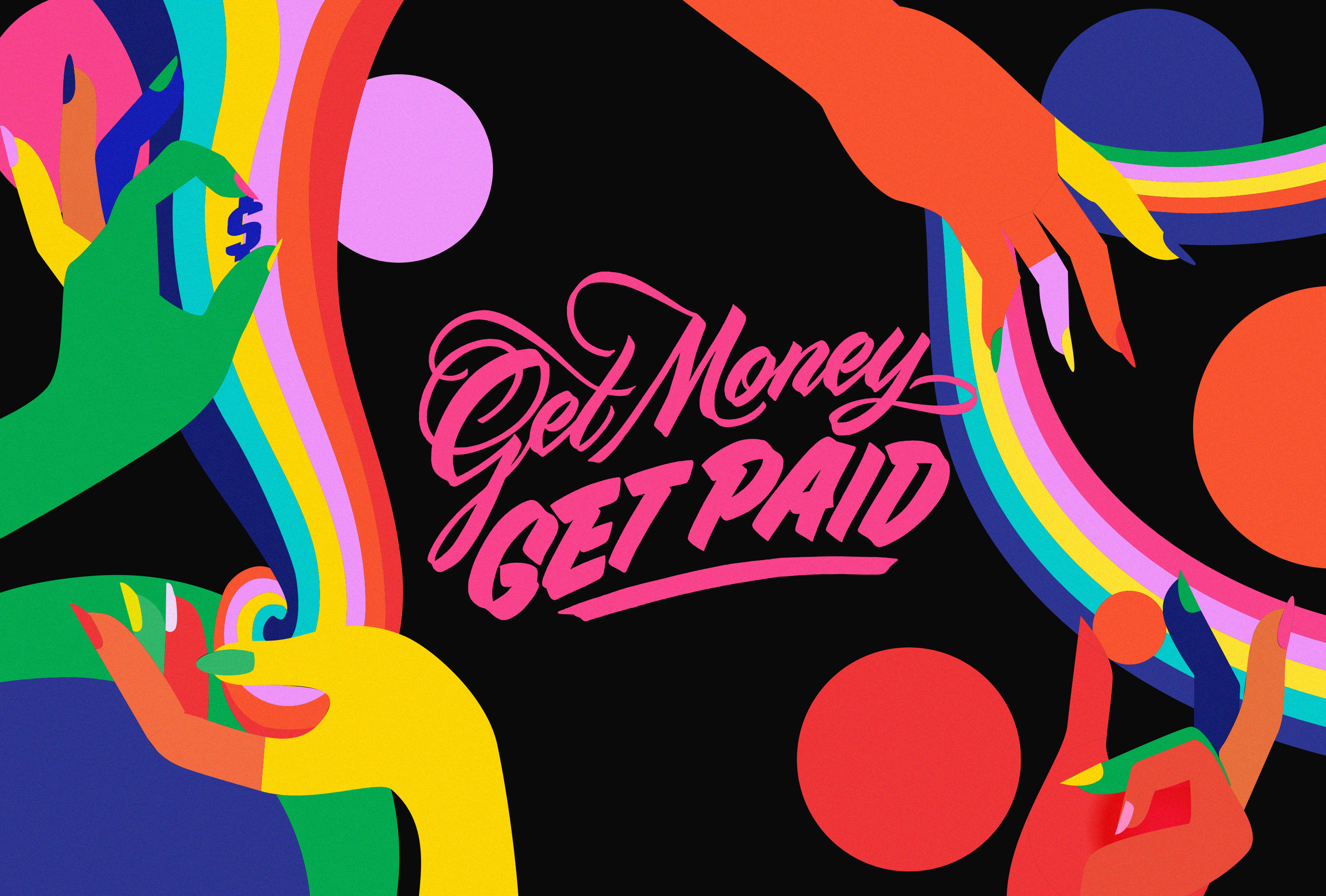 Get Money Get Paid Conference      Get Money Get Paid   is a 1-day experience in Brooklyn, NY dedicated to helping women rise up at work. Dr. Cadet is thrilled to be one of the speakers for a company she loves to work with and support,   Ladies Get Paid   (join the network if you have yet to do so) that provides women with the tools and network to be their best selves at work!   Tickets   available now!