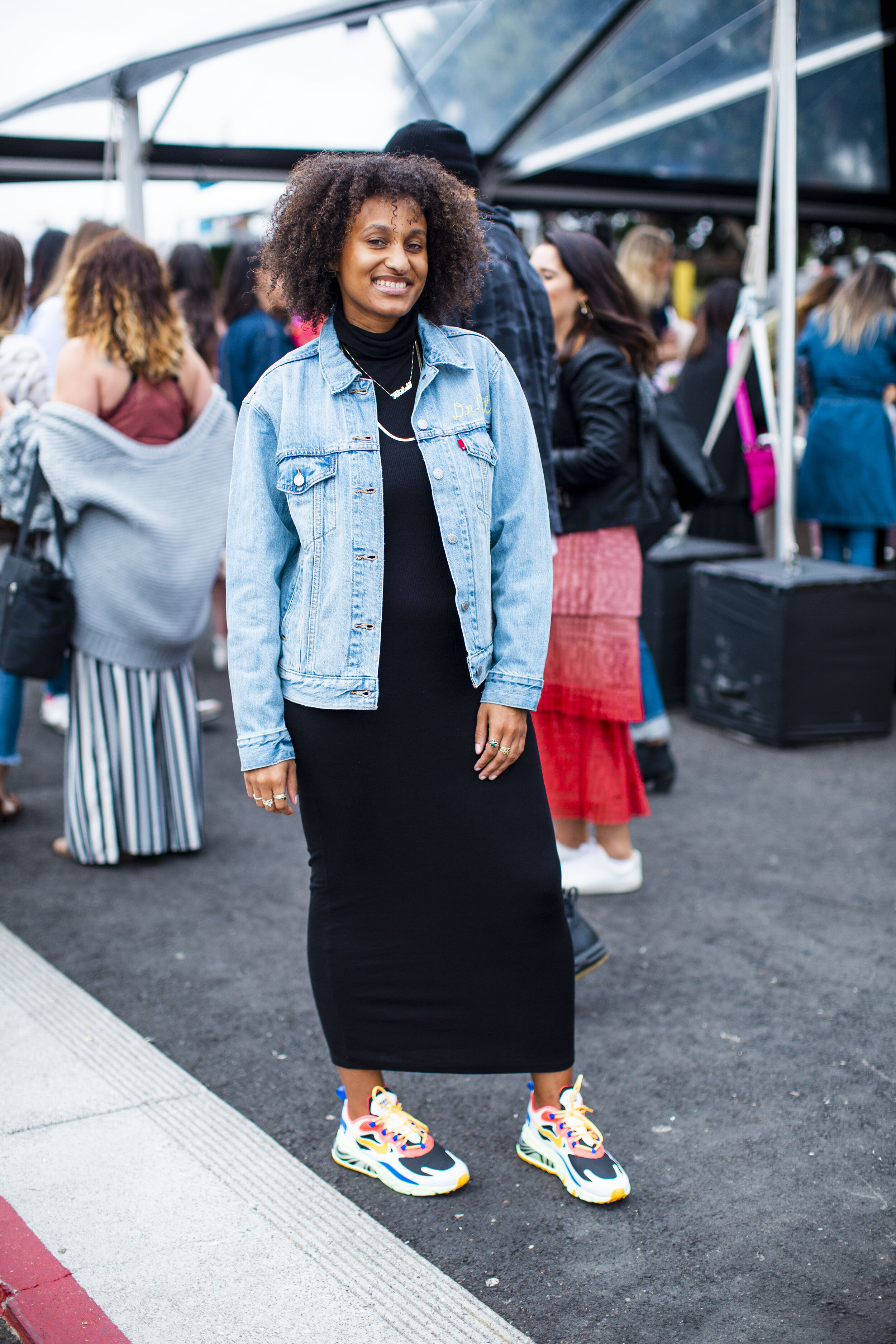 Street Style Looks from In Good Company 2019    Akilah fashion is featured in   MOTHER   magazine. Take a look at what she had to say and check out all the dope fashion!
