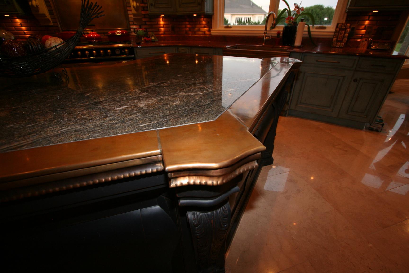 kitchens k benyamin bronze top close.JPG