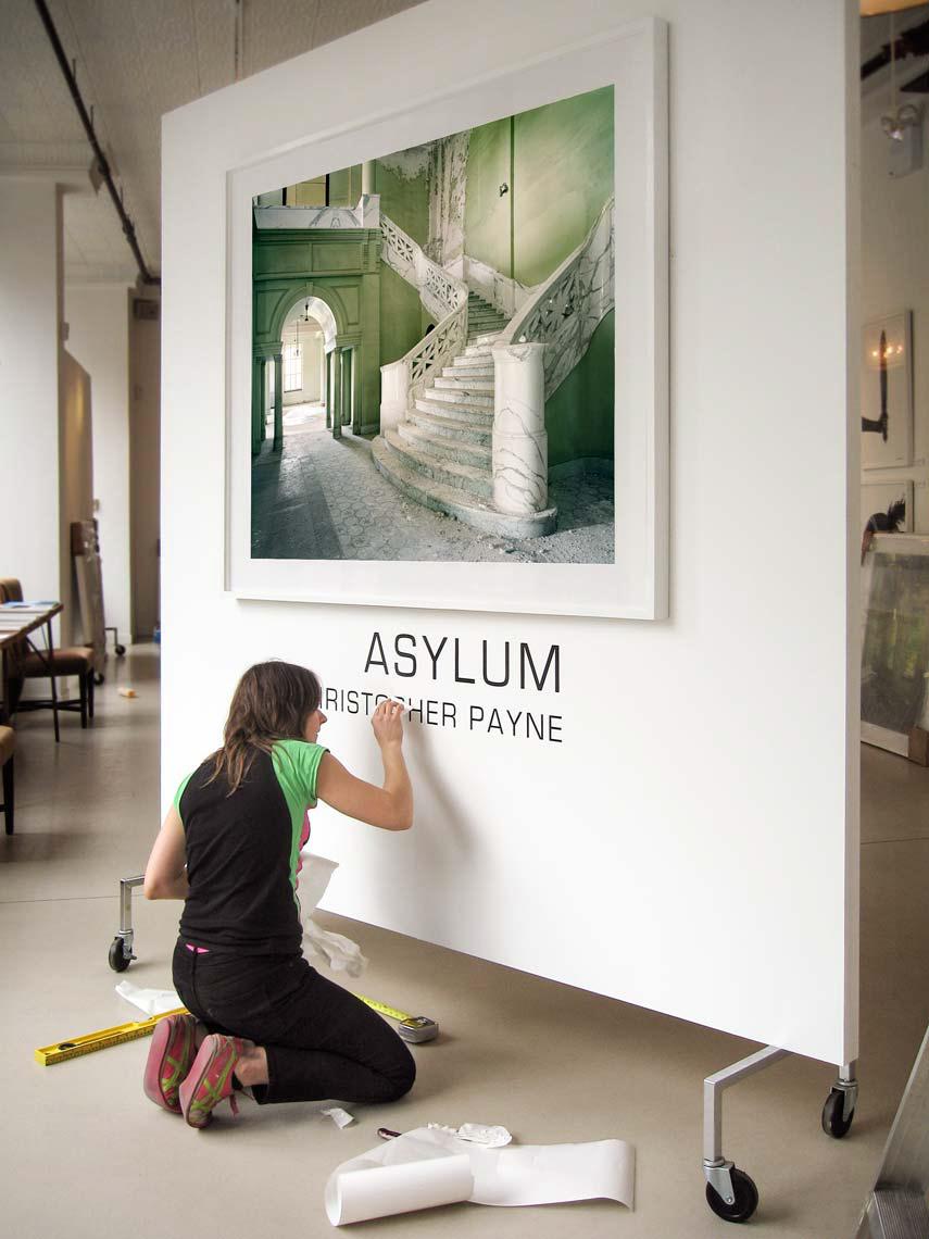 Asylum , Clic Gallery, New York, NY, 2010