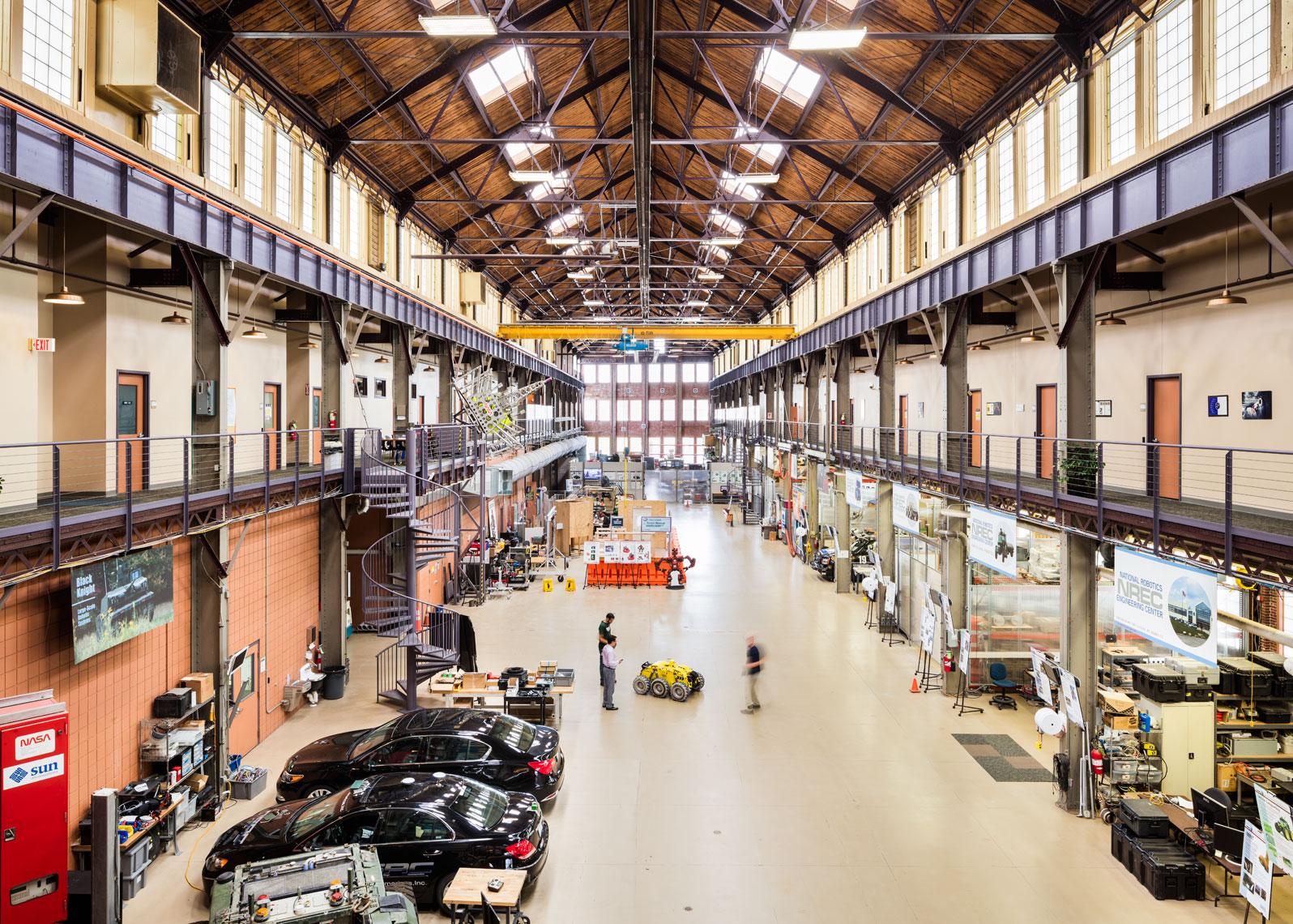 National Robotics Engineering Center/Carnegie Mellon Robotics Institute