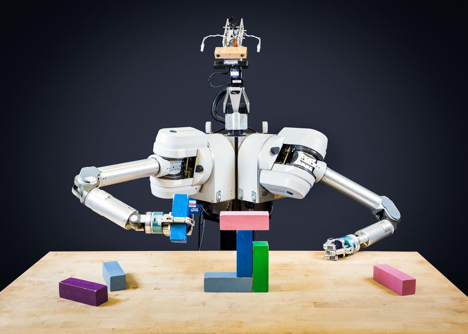 Robotics Institute at Carnegie Mellon, Pittsburgh, PA