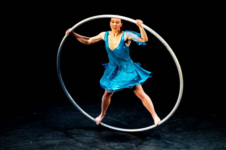 Droplet Dance-  A company with performances integrating dance, theater, acrobatics, and weaves story and song into colorful threads that connect every heart and bring about awareness of water in our world. Molly Gawler will be on cyr wheel and joined by Lissa Schneckenberger of Childs Play on fiddle.