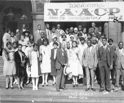 NAACP and the Black Child Savers Movement