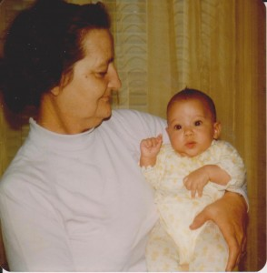 Frances Drabick's mother
