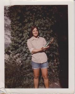 Frances Drabick Teenager