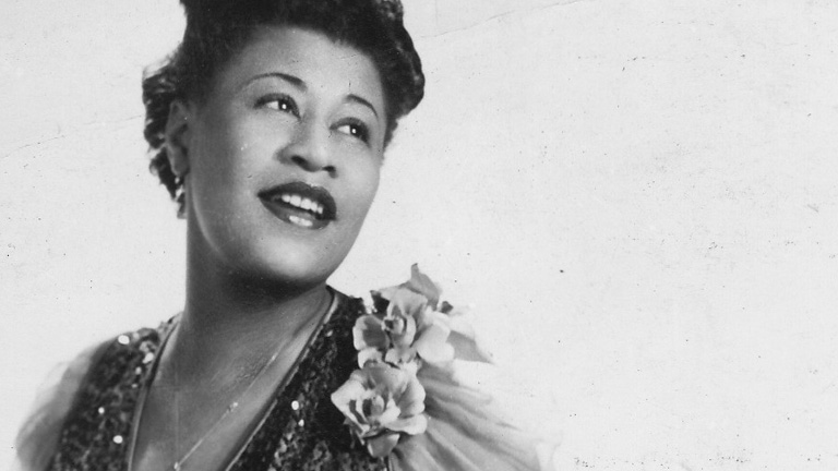 "Nina Bernstein published an article about Ella Fitzgerald in the New York Times:  ""Ward of the State: The Gap in Ella Fitzgerald's Life"""