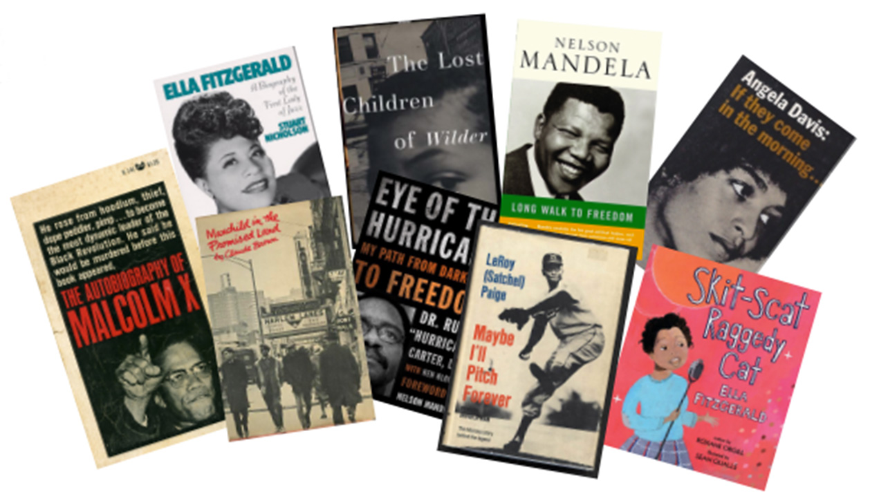 Black History Beyond Bars flyer photo