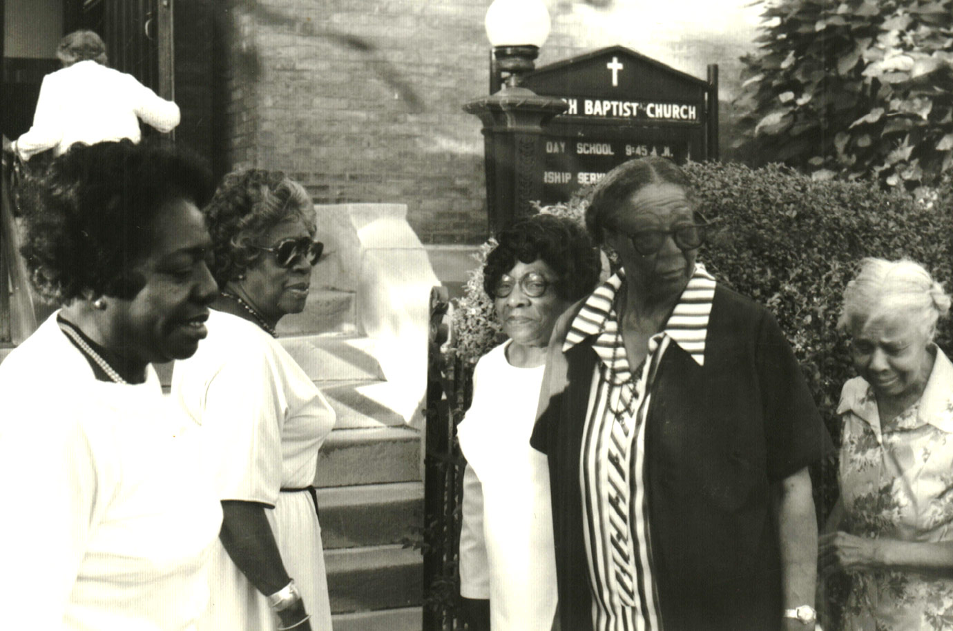 The Prison Public Memory Project joins Shiloh Baptist Church in celebrating its 100th anniversary