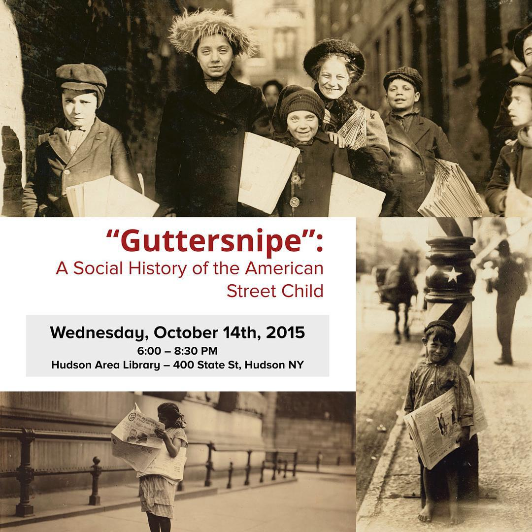 Guttersnipe: A Social History of the American Street Child
